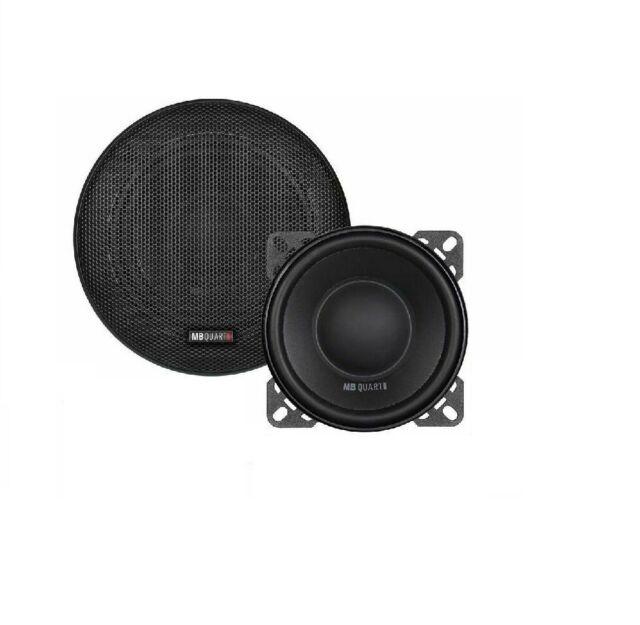 MB Quart Qs 100W 10cm Woofer Midbass Tonos Medios Altavoz Par