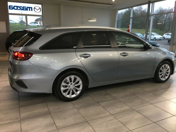 Kia Ceed 1,4 T-GDi Attraction SW - billede 1