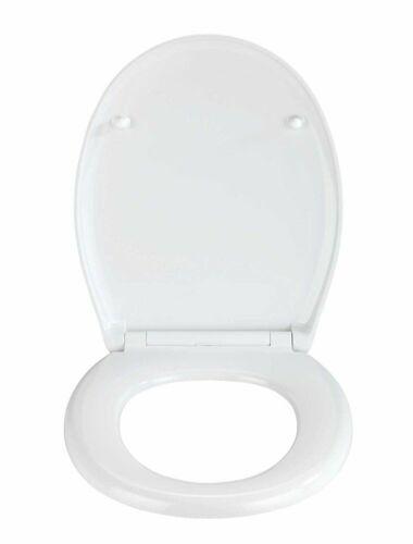Wenko WC-Sitz Geometry Easy Close mit Duroplast