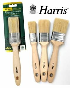 Harris-3pc-vernice-pittura-Brush-Set-PURA-SETOLA-mordente-Spazzole-OLIO-1-034-1-2-2-034