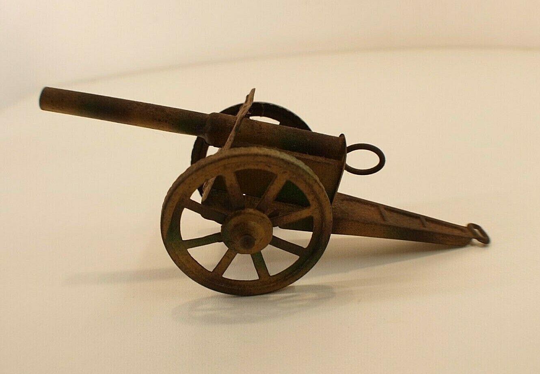 KIKO Patents canon ancien tin tôle lungoueur totale 13 cm