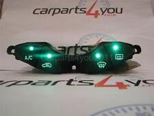 Ford Focus MK1 98-05 botón LED Verde 4 AC/desempañador interruptor + Free UK Post