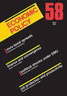 Economic Policy: No. 58 by John Wiley and Sons Ltd (Paperback, 2009)