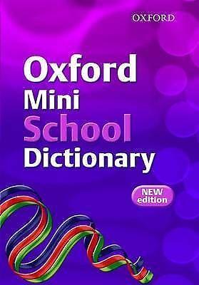1 of 1 - Oxford Mini School Dictionary, New Books