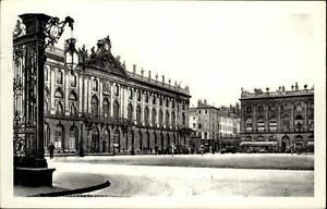 Nancy-France-CPA-1943-Place-Stanislas-Hotel-de-Ville-Cote-Sud-Partie-am-Rathaus