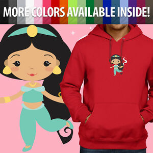 Aladdin-Princess-Jasmine-Genie-Lamp-Unisex-Pullover-Sweatshirt-Hoodie-Sweater