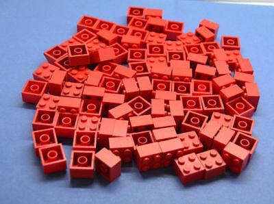 Red 3003-01 50Stk Rot - Stein 2x2 Used LEGO® Bricks