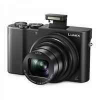 Panasonic Lumix Dmc-zs110 Pal 4k Digital Camera Black Au