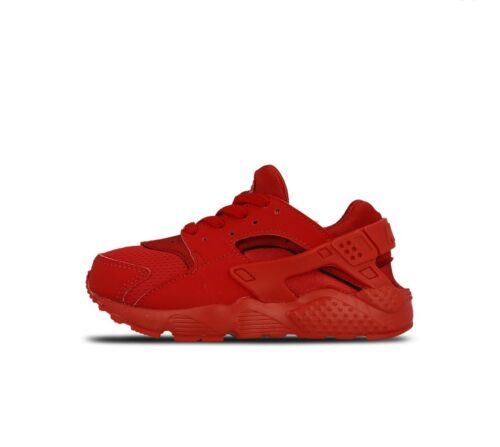 Shoes PS New Nike Preschool Huarache Run University Red 704949-600