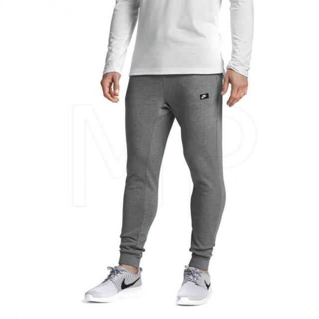 Nike Survêtement Pantalon Homme Moderne Jogging à Revers Sweat Pantalon Sm Moyen Large XL