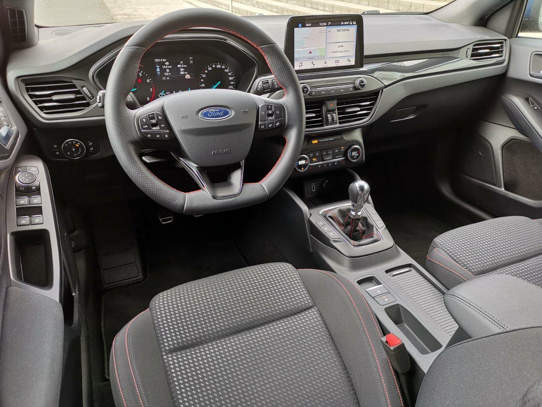 Ford Focus 1,0 EcoBoost ST-Line Business stc. - billede 8