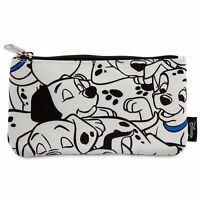 101 Dalmatians Puppy Dog Pouch Cosmetic Bag Purse Loungefly Disney Store
