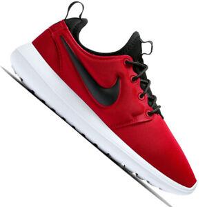 Nike Roshe Two 2 Baskets Femmes Chaussures de Sport D'Été Rouge Gym
