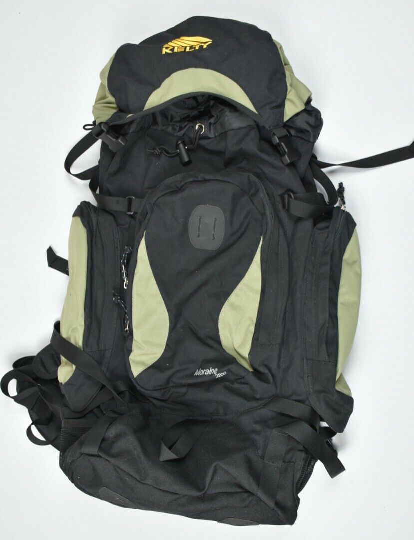 Kelty Moraine 3200 Hiking Trial Camping Internal Frame Travel Backpack Mint