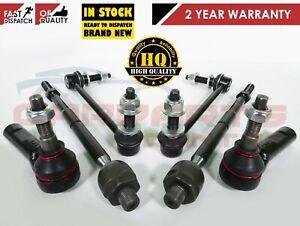 FOR-CHRYSLER-300C-2-FRONT-INNER-OUTER-STEERING-TRACK-TIE-RODS-RACK-ENDS-Z-LINKS