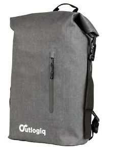 Outlogiq-Deschutes-30L-Waterproof-Backpack-Dry-Bag-Kayaking-amp-Bike-Commuting