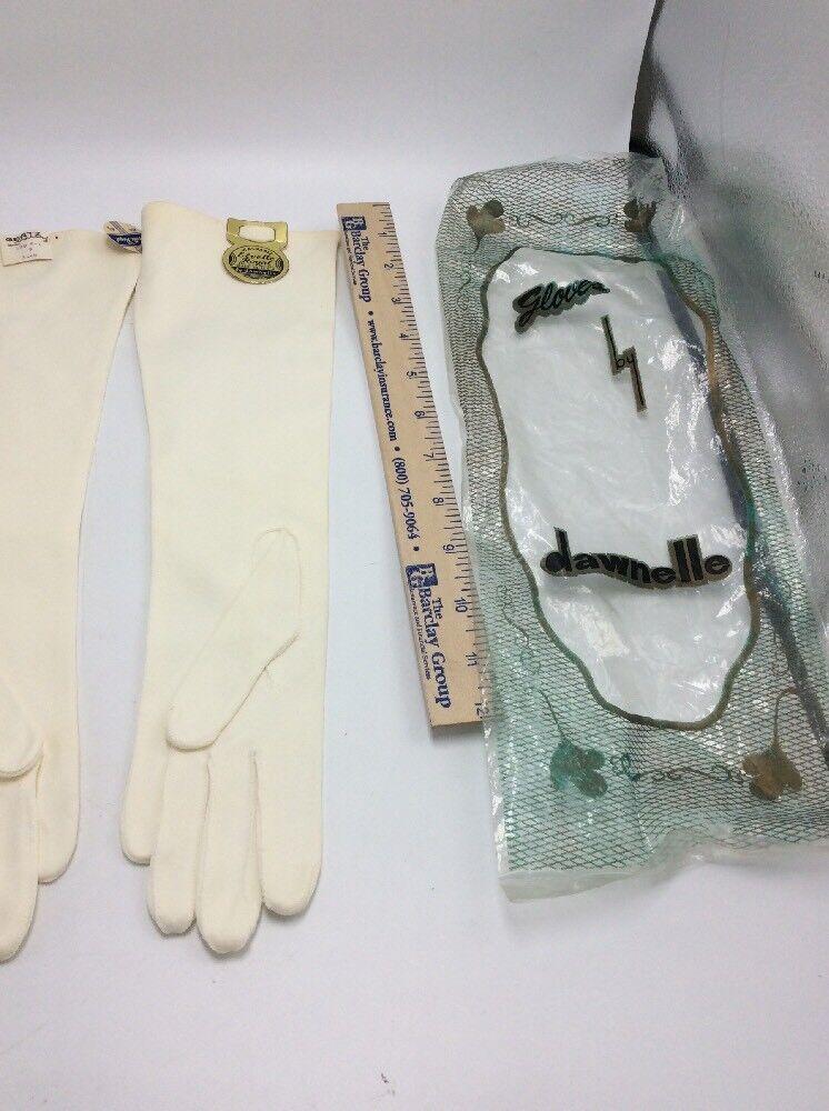 Vintage Elvette Dawnelle Womens Gauntlet Gloves W… - image 4