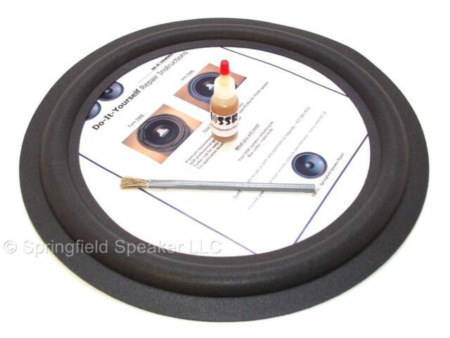 Velodyne F-1500B Speaker Foam Surround Repair Kit - F1500, FSR15 - 1A15