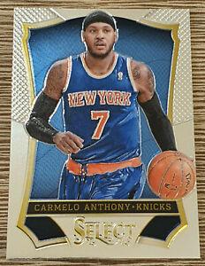 2013-14-Panini-Select-Carmelo-Anthony-122-NY-Knicks