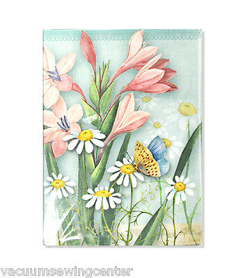 Obliging Butterfly And Flowers Note Card To Enjoy High Reputation At Home And Abroad Other Home Arts & Crafts Crafts