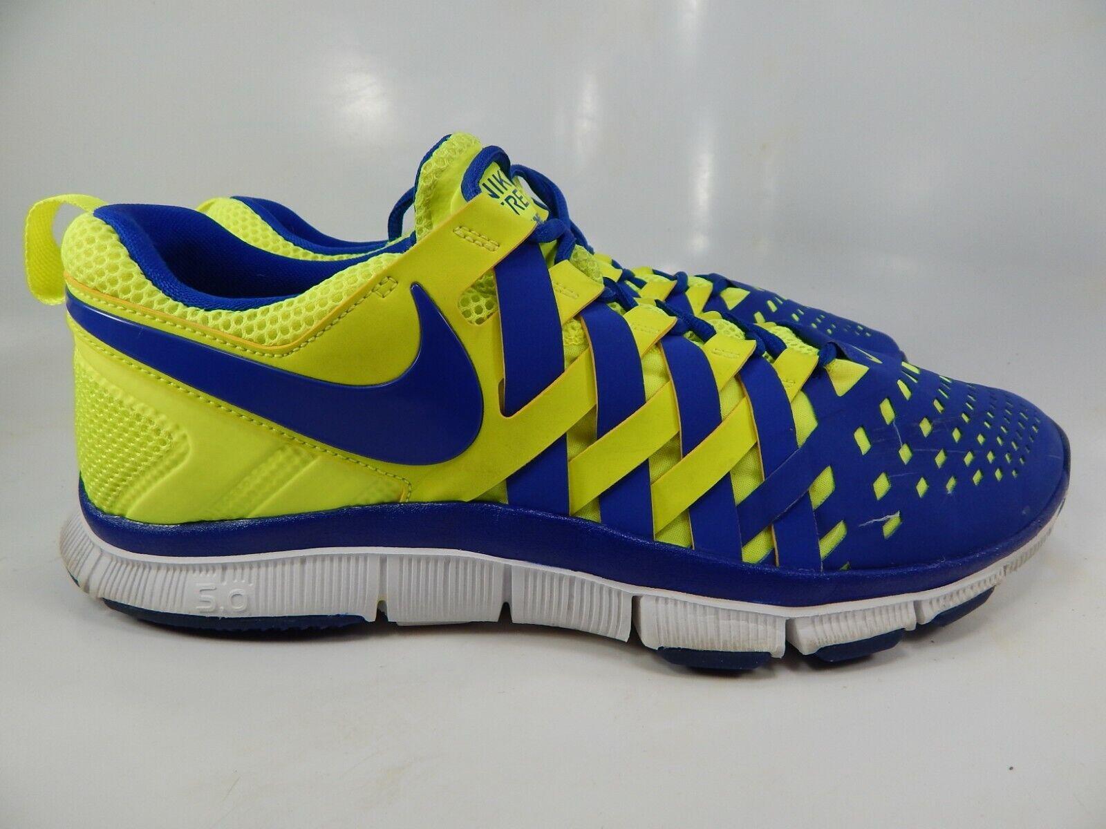 Nike 2013 Free Turnschuhe 5.0 Sz 11.5 M (D) Eu 45.5 Herren Turnschuhe 679809-700