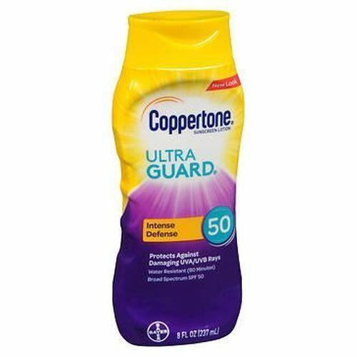Coppertone Ultraguard Loción de Protección Solar SPF 50 237ml