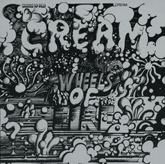 Cream - Wheels Of Fire (NEW 2CD)