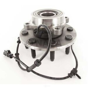 Details about Axle Bearing and Hub Assembly-4WD Front NAPA/BEARINGS-BRG  BR930502