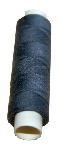 Nähmaschinen Nähgarn  Polyester 100 m  100//3 grau anthrazit 1010