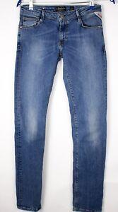 REPLAY Women Slim Stretch Jeans Size W30 L32