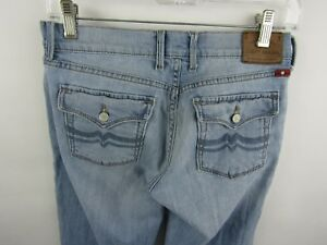 Lucky Brand Sweet N Low Jeans Size 0/25 Boot cut Flare.