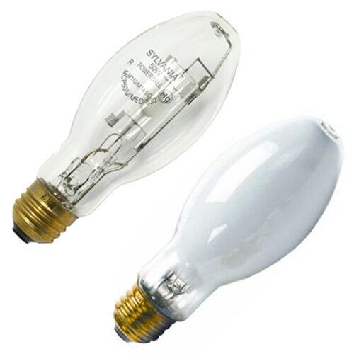 Sylvania 50 Watt Metalarc® Powerball Metal Halide Light Bulb in Clear or Coated