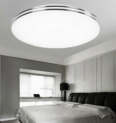 Round Led Ceiling Lights 18w Flush