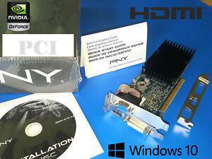 Lenovo ThinkCentre E50 Low-Profile HDMI DVI VGA PCI Video Graphics Card, NEW