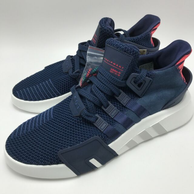 premium selection 78b46 b6e4c Adidas Originals EQT Bask ADV Men's Sneakers Shoes Navy CQ2996