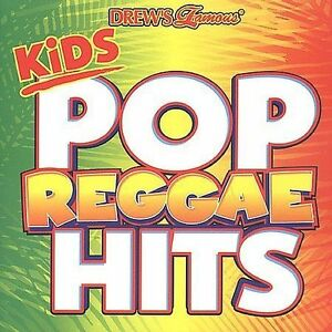 FREE US SHIP. on ANY 3+ CDs! NEW CD Various Artists: Drew's Famous Kids Pop Regg