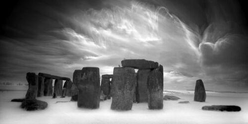 PHOTO ART PRINT Stonehenge by Marcin Stawiarz 40x21 Poster