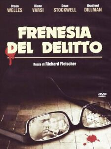 Frenesia Del Delitto DVD A & R PRODUCTIONS