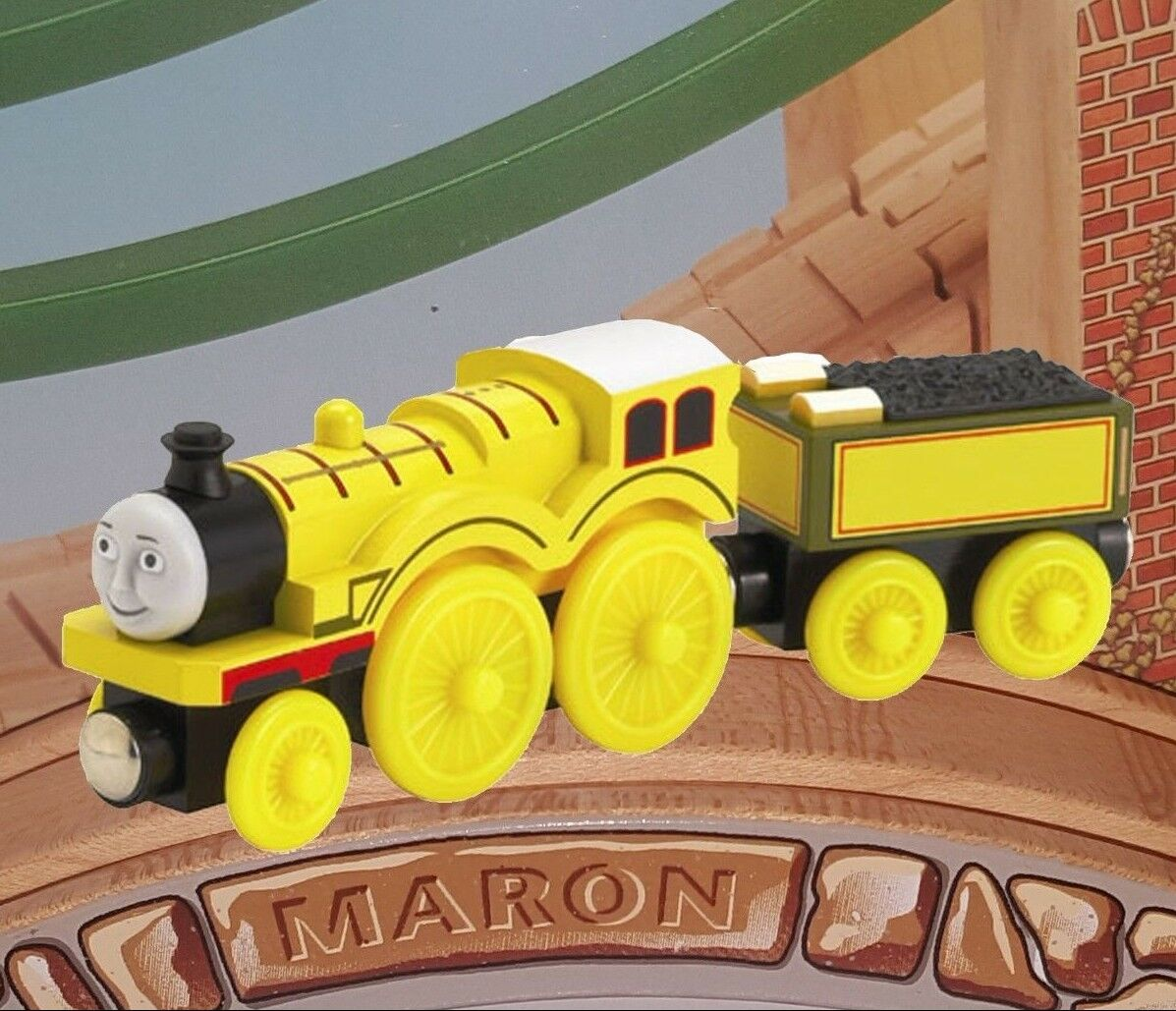 ABSOLUTELY MINT THOMAS & FRIENDS WOODEN RAILWAY MOLLY  LC99066 RARE 2006