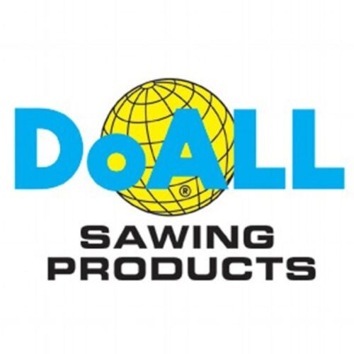 "192/"" DoALL Bandsaw Blade Triple Chip  1-1//4/"" x .042 x 3 tpi x 16/' 52-D"
