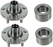 Front Wheel Hub & Bearing Kit For NISSAN ALTIMA (4 Cyl 2.5L) 2002-2006 (PAIR)