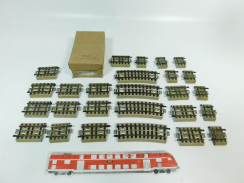 bf7351 #26X MÄRKLIN H000AC Compensation Piece M TRACK FOR 3600800+ 1x Ob