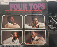 FOUR TOPS - Self Titled ~ VINYL LP MONO