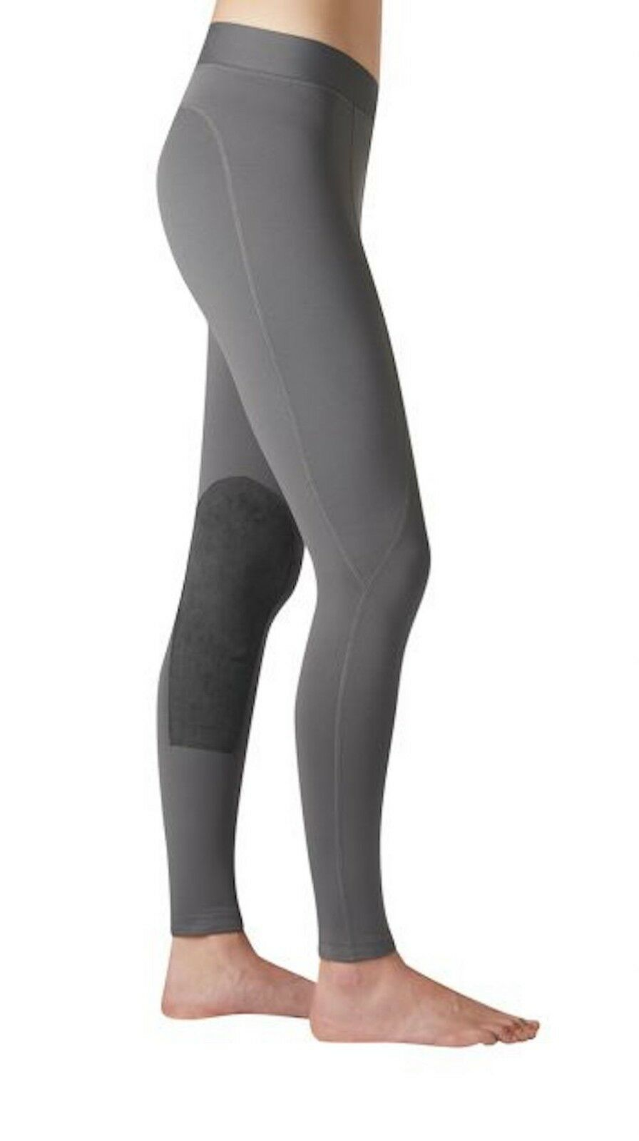 Kerrits Flow Rise Performance  Riding Tight-M-Charcoal  store online