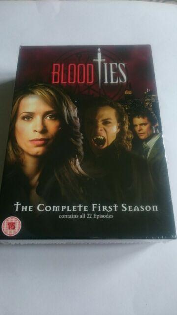Blood Ties - Series 1 - Complete (DVD, 2008, 5-Disc Set)