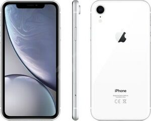 Apple-iPhone-XR-64GB-ITALIA-Silver-Bianco-LTE-NUOVO-Originale-Smartphone-iOS