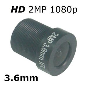 Sunvision-HD-2MP-3-6mm-Monofocal-92-AOV-Replacement-Lens-for-FOSCAM-FI9821W