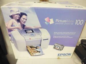 EPSOM-PICTUREMATE-100-PHOTO-PRINTER-WORKING-CONDITION-FE