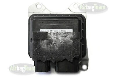 JK2T14B321AG No Crash Data Ford Fiesta Airbag SRS ECU Sensor Control Module