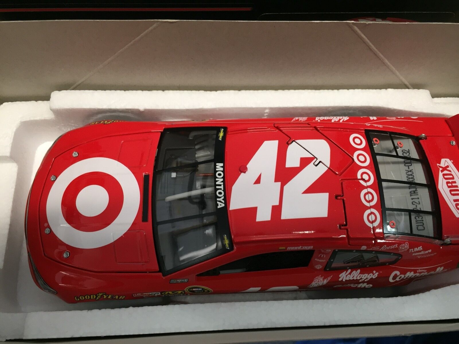 Action 1 24 Juan P. Montoya Target '13 Chevy SS 1 of 616